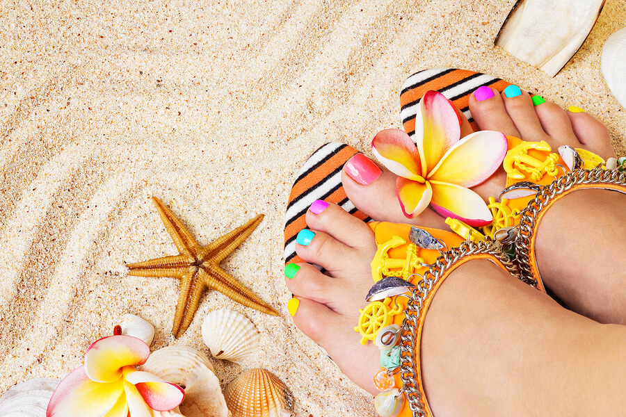 Professional Pedicure Burlington Vermont
