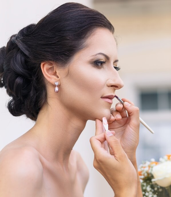 wedding makeup Burlington Vermont