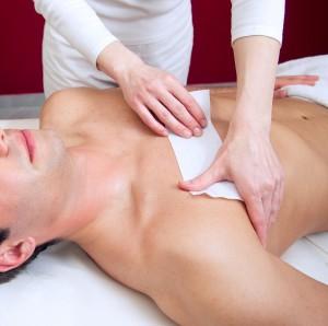 mens chest waxing Burlington Vermont