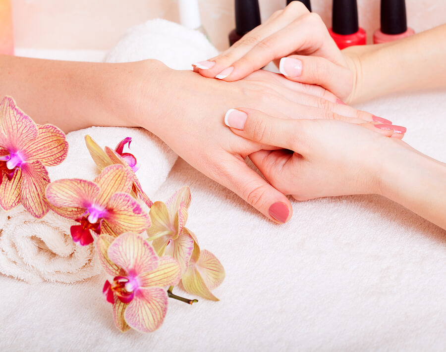 best manicure Burlington Vermont