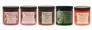 keyano aromatics body scrubs