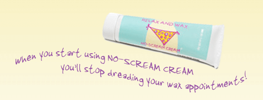 no scream cream