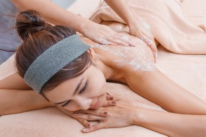 Exfoliating Body Scrub Burlington Vermont